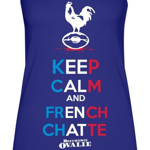 French Chatte - Débardeur Premium Femme