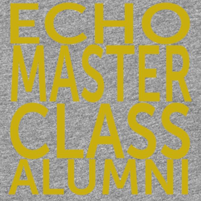 Echo Masterclass