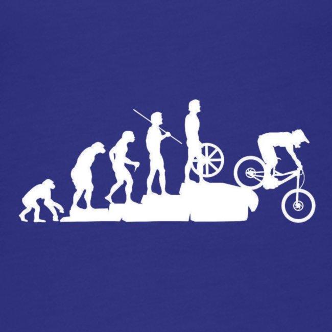 mountain bike evolution negativo