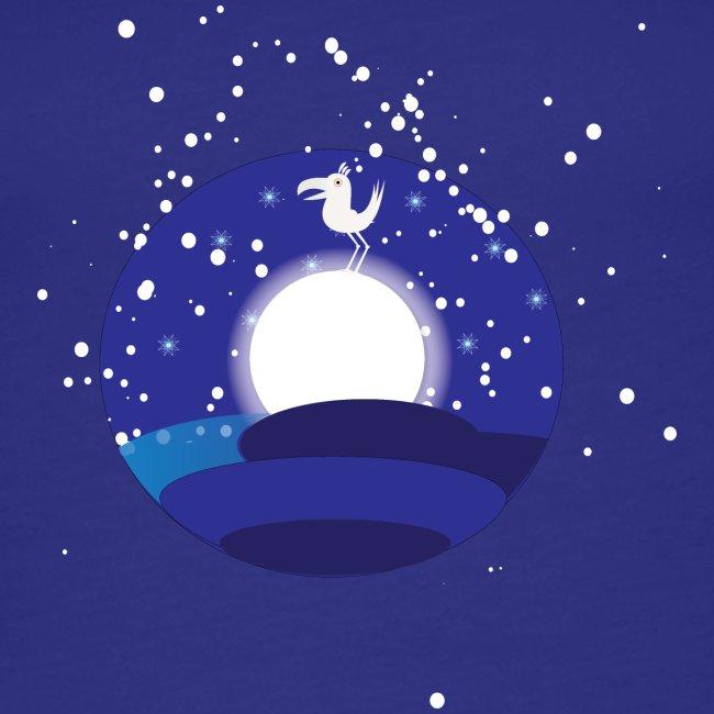 Der Mond hat n Vogel