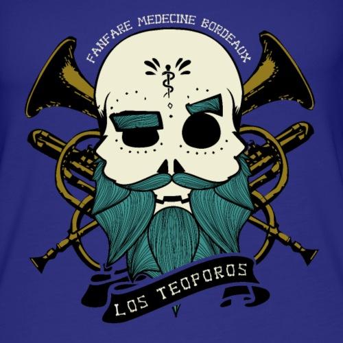 Los Teoporos Logo Pirate - Débardeur Premium Femme