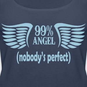 angel - Tank top damski Premium