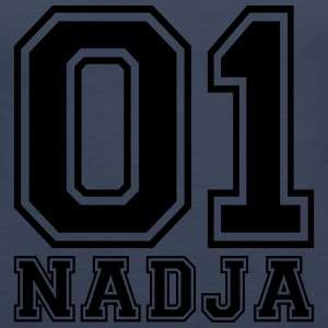 Nadja - Name - Frauen Premium Tank Top