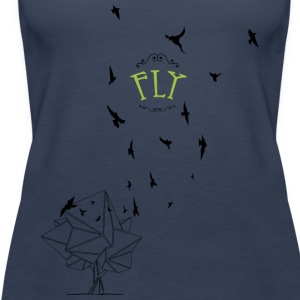The early bird - Women's Premium Tank Top