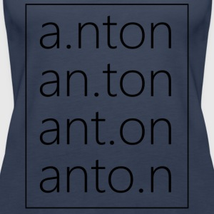 AntonsFashion - Frauen Premium Tank Top