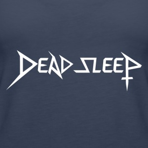DEAD SLEEP - Premium singlet for kvinner