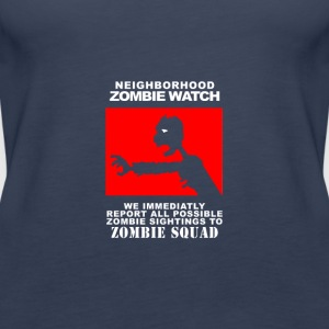 Neighbourhood Zombie Squad - Women's Premium Tank Top