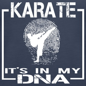 KARATE DNA - Women's Premium Tank Top