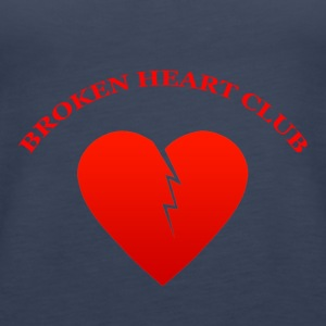 Broken Heart Club - Women's Premium Tank Top