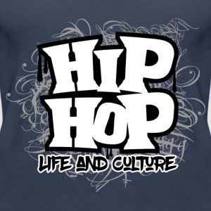 HipHop Life and Culture - Débardeur Premium Femme