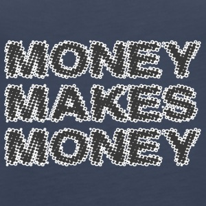 money makes money - Women's Premium Tank Top