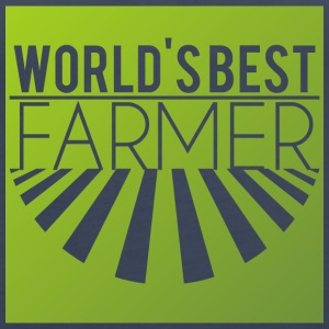 Farmer / Farmer / Farmer: World's Best Farmer - Women's Premium Tank Top