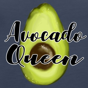 Avokado Queen - Premium singlet for kvinner