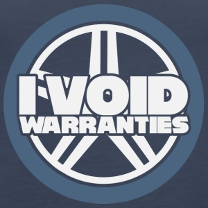 Mechaniker: I void Warranties. - Frauen Premium Tank Top