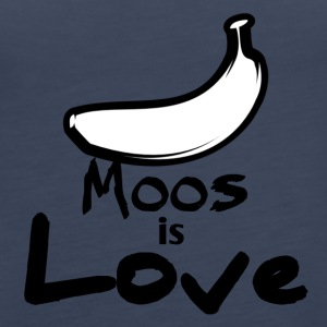 moos is love - Premium singlet for kvinner