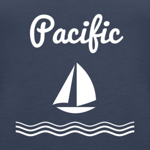 Pacific Sailing - Women's Premium Tank Top