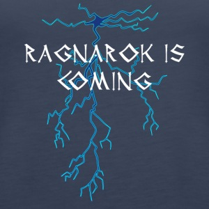 Vikings: Ragnarok Is Coming - Canotta premium da donna
