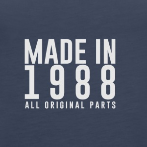 MADE IN 1988 - ALLE originale dele - Dame Premium tanktop