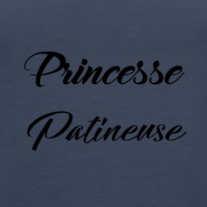 Princess skater - Women's Premium Tank Top