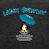 linux summer - Canotta premium da donna