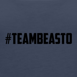 #TeamBeasto Sports - Premium singlet for kvinner