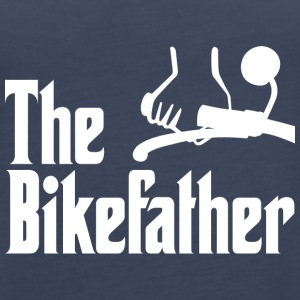 The Bikefather - Women's Premium Tank Top
