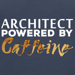 Architect / Architecture: Architect - powered by - Women's Premium Tank Top