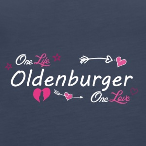 Oldenburg - Tank top damski Premium
