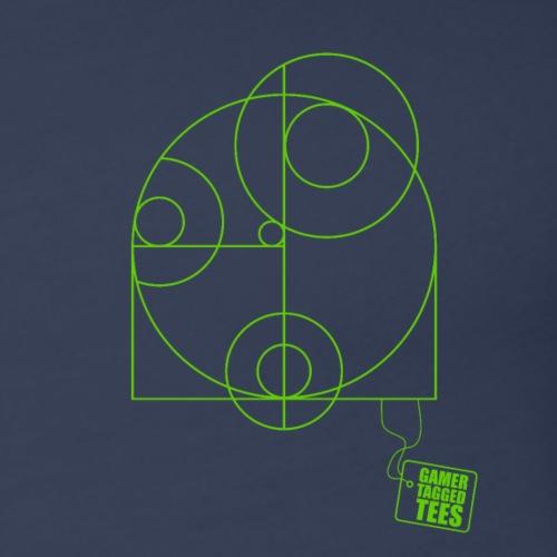 Geometry - Circles Subtle - Women's Premium Tank Top