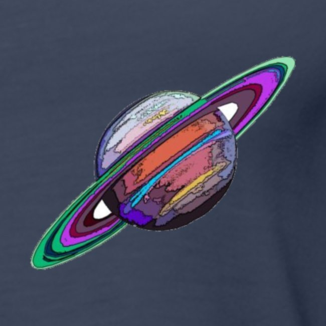 Color Saturn
