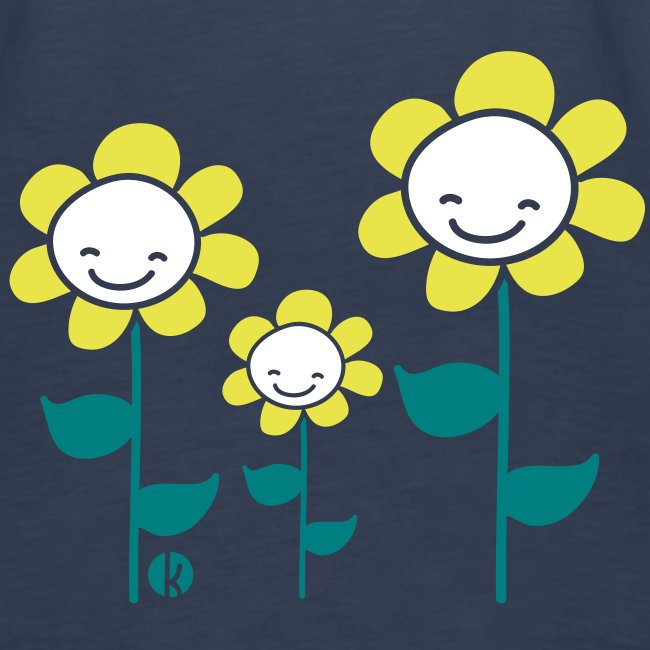Blumen Trio - Flowers