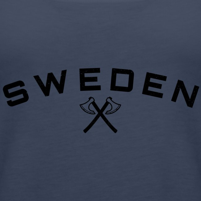 Sweden viking axes
