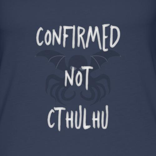 Confirmed Not Cthulhu - Women's Premium Tank Top