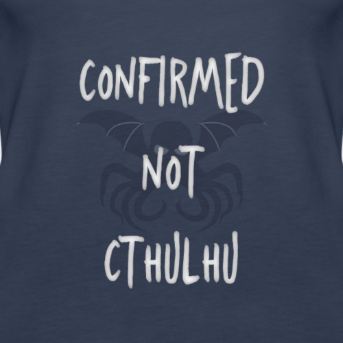 Confirmed Not Cthulhu