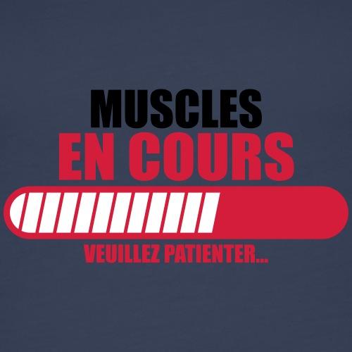 muscles en cours - Débardeur Premium Femme