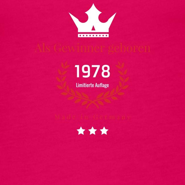 Als Gewinner geboren-1978 - transparenter Hinterg.