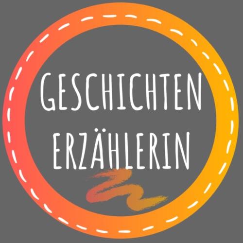 GESCHICHTENERZA HLERIN white - Frauen Premium Tank Top