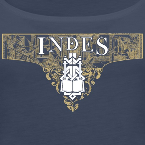 INDES Fancy Special 1 - Frauen Premium Tank Top