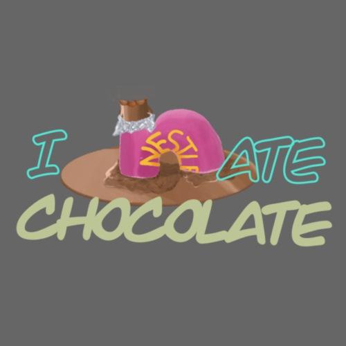 I hate chocolate - Dame Premium tanktop