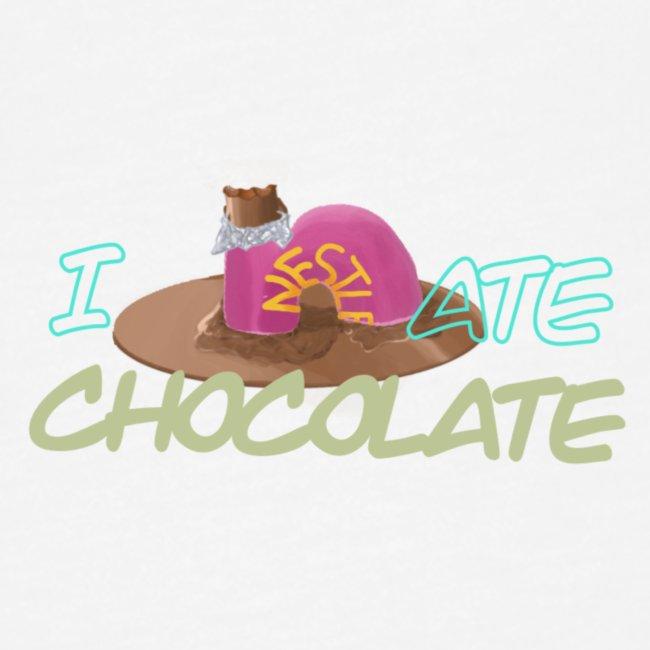 I hate chocolate