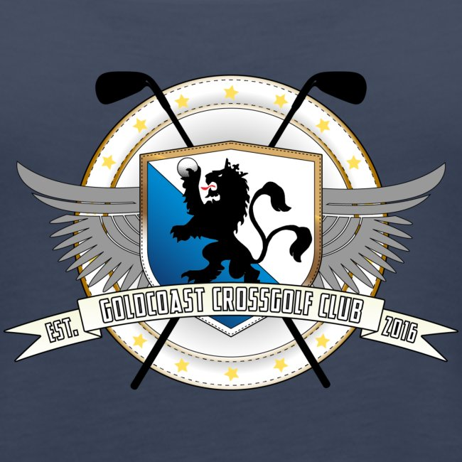 Goldcoast Crossgolf Club Logo