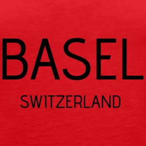 Basel - Women's Premium Tank Top