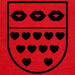 Kölsches crest for lovers - Women's Premium Tank Top