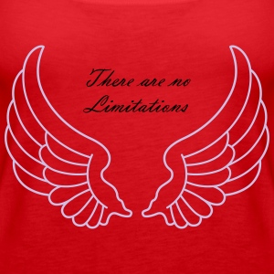 There are no Limitations - Women's Premium Tank Top