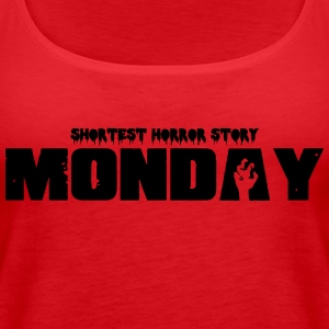 Horror Story - Women's Premium Tank Top