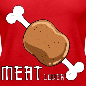 Meat Lover - Women's Premium Tank Top