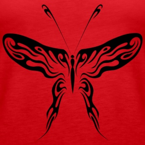 butterfly - Women's Premium Tank Top