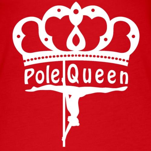 'Pole Queen' - Frauen Premium Tank Top