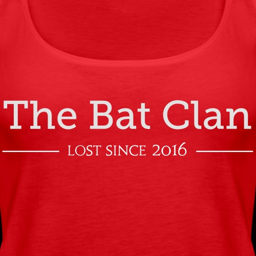 The Bat Clan LOST - Women's Premium Tank Top