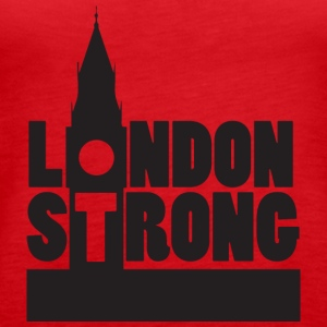 London Strong III - Premium singlet for kvinner
